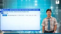 Một số phương pháp giải phương trình lượng giác (Phần 2)