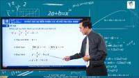 Khảo sát sự biến thiên và vẽ đồ thị của hàm số (Phần 1)