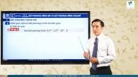 Bất phương trình mũ và bất phương trình lôgrit (Phần 1)