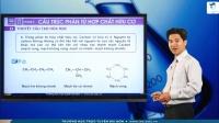 Cấu trúc phân tử hợp chất hữu cơ