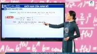 Giới hạn của hàm số (Phần 2)